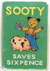 Sooty Saves Sixpence