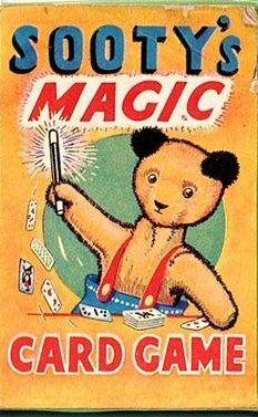 Sooty's Magic Card Game