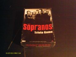 Sopranos Trivia in a Box Board Game