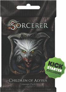 Sorcerer: Children of Alyisia Lineage Pack