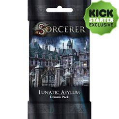 Sorcerer: Lunatic Asylum Domain Pack
