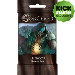 Sorcerer: Thenoch Character Pack