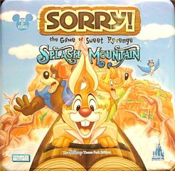 Sorry! Splash Mountain