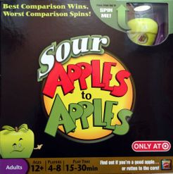 Sour Apples to Apples