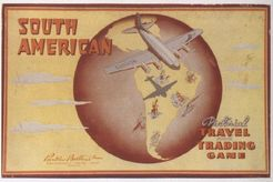 South American Travel and Trading Game