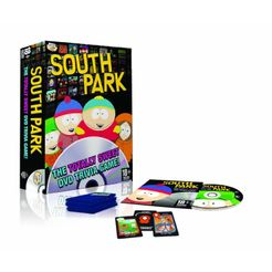 South Park:  The Totally Sweet DVD Trivia Game