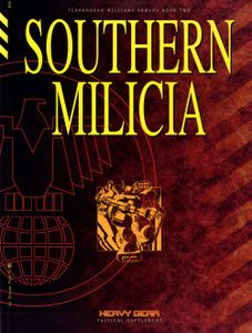 Southern Milicia Army List