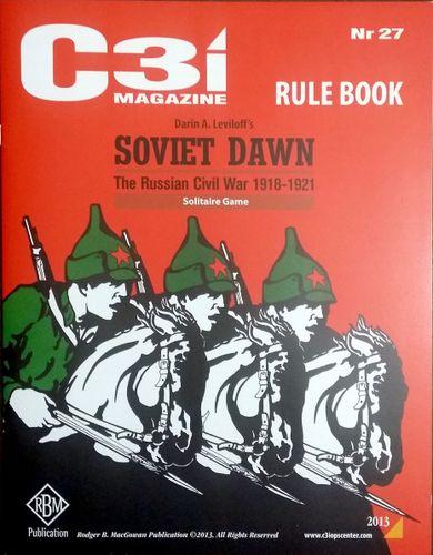 Soviet Dawn: The Russian Civil War, 1918-1921