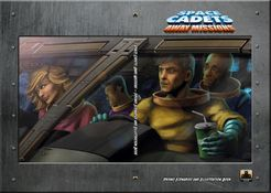 Space Cadets: Away Missions – Promo Scenarios and Illustrations Book