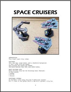 Space Cruisers