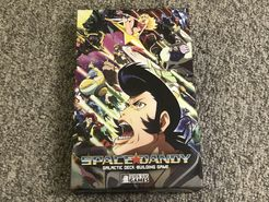 Space Dandy: Galactic Deck-Building Game
