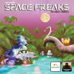 Space Freaks: The Violet Morass