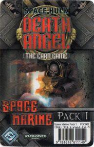 Space Hulk: Death Angel – The Card Game: Space Marine Pack 1