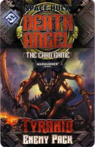 Space Hulk: Death Angel – The Card Game: Tyranid Enemy Pack