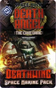 Space Hulk: Death Angel – The Card Game – Deathwing Space Marine Pack