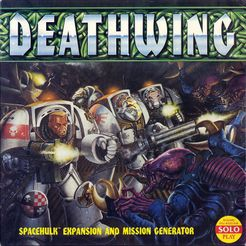 Space Hulk: Deathwing Expansion