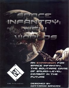 Space Infantry: New Worlds