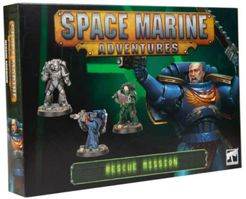 Space Marine Adventures: Rescue Mission Pack Expansion