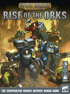 Space Marine Adventures: Rise of the Orks