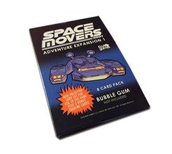 Space Movers 2201 Adventure Expansion 1