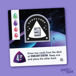 Space Park: Spotlight – The Board Gamer's Guide to the Galaxy