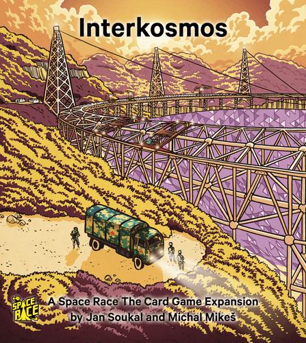 Space Race: The Card Game – Interkosmos