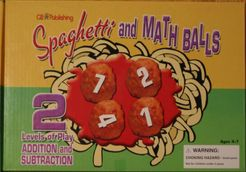 Spaghetti and Math Balls