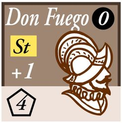 Spanish Fury, Battle! or Pistolado!