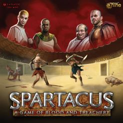 Spartacus: A Game of Blood and Treachery