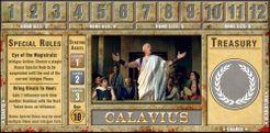 Spartacus: A Game of Blood & Treachery – House Calavius