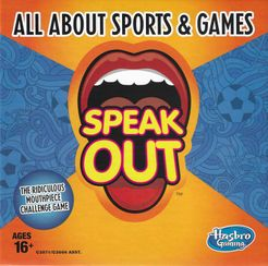Speak Out: All About Sports & Games