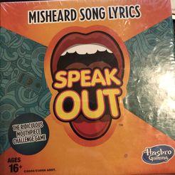 Speak Out: Misheard Song Lyrics