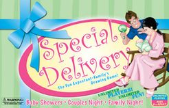 Special Delivery: A Baby Shower Game
