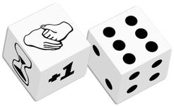 Speculation Queenie 3: Action and Movement Dice