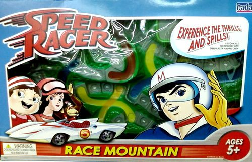 Speed Racer: Race Mountain