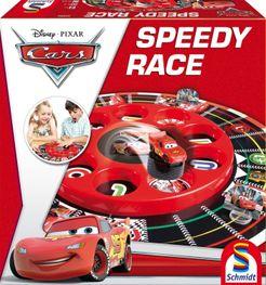 Speedy Race: Disney Cars