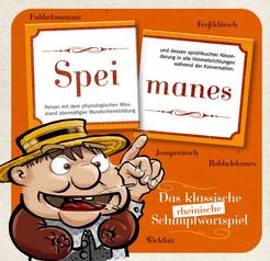Speimanes: Das klassische rheinische Schimpfwortspiel
