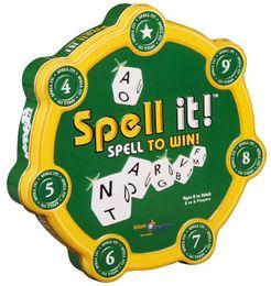 Spell it!
