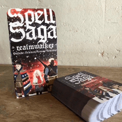 Spell Saga: Realmwalker