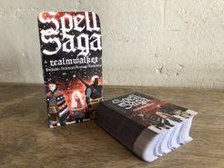 Spell Saga: Realmwalker – Prelude: Science//Armor//Romance
