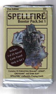 Spellfire: Booster Pack, Set 1