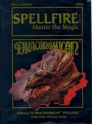 Spellfire: Booster Pack, Set 10 – Draconomicon