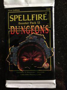 Spellfire: Booster Pack, Set 12 – Dungeons