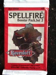 Spellfire: Booster Pack, Set 2 – Ravenloft