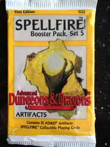 Spellfire: Booster Pack, Set 5 – Artifacts