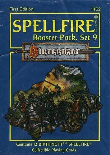 Spellfire: Booster Pack, Set 9 – Birthright