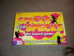 Spicks and Specks: The Board Game