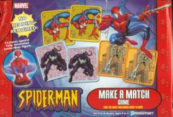 Spider-Man 2 Make a Match Game