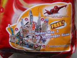 Spider-Man 3 3D Skyscraper Game