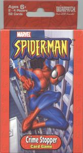 Spider-Man Crime Stopper Card Game